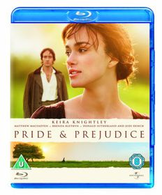 Pride and Prejudice - (Import Blu-ray Disc)