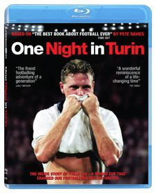 One Night in Turin - (Import Blu-ray Disc)
