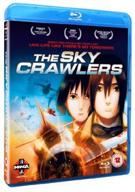 Sky Crawlers, The - (Import Blu-ray Disc)