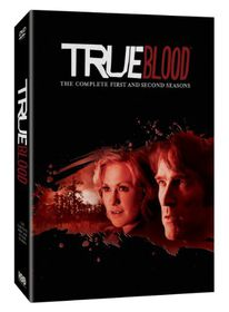 True Blood: Seasons 1 and 2 - (Import DVD)