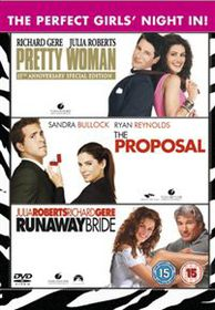 Proposal / Runaway Bride / Pretty Woman, The - (Import DVD)