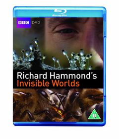 Richard Hammond's Invisible Worlds - (Import Blu-ray Disc)