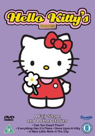 Hello Kitty's Paradise - A Fair Share - (Import DVD)