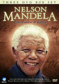 Nelson Mandela: From Freedom To History - (Import DVD)