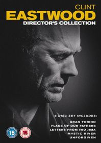 Clint Eastwood: The Director's Collection - (Import DVD)