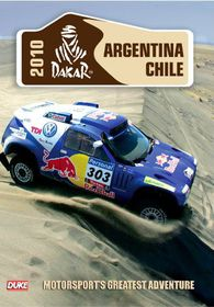 Dakar Rally 2010 - (Import DVD)