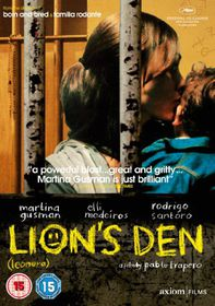 Lion's Den - (Import DVD)