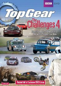 Top Gear: The Challenges - Volume 4 - (parallel import)