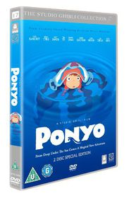 Ponyo (2 Disc Special Edition) - (Import DVD)