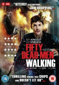 Fifty Dead Men Walking - (Import DVD)