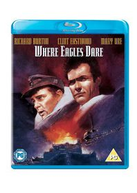 Where Eagles Dare - (Import Blu-ray Disc)