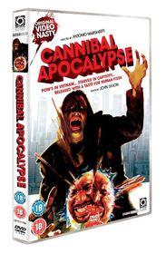 Cannibal Apocalypse - (Import DVD)