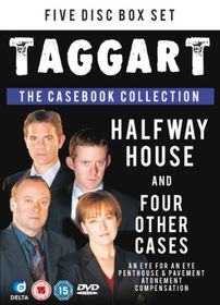 Taggart: Halfway House and Four Other Stories - (Import DVD)