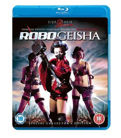 Robogeisha - (Import Blu-ray Disc)