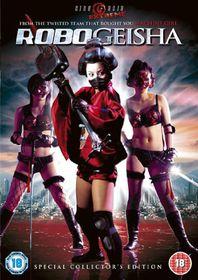 Robogeisha - (Import DVD)