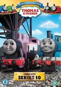 Thomas The Tank Engine and Friends: Series 10 - (Import DVD)