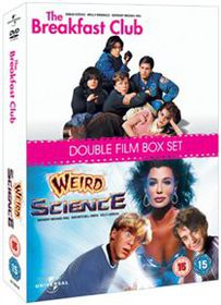 Breakfast Club / Weird Science - (Import DVD)