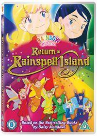Rainbow Magic: Return to Rainspell Island - (Import DVD)