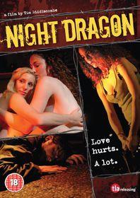 Night Dragon - (Import DVD)