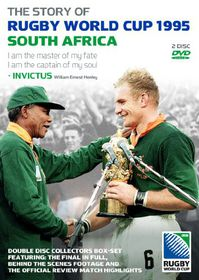 1995 Rugby World Cup - The Full Story - (Import DVD)