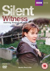 Silent Witness: Series 5 and 6 - (Import DVD)
