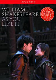 As You Like It: Globe Theatre (Benz, Williams) - (Import DVD)