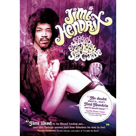 Tape and sex and jimi hendrix