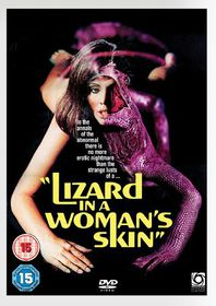 Lizard in a Woman's Skin - (Import DVD)