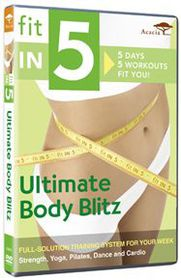 Fit in 5: Ultimate Body Blitz - (Import DVD)