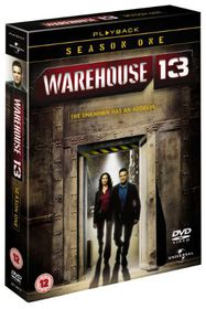 Warehouse 13: Series 1 - (Import DVD)