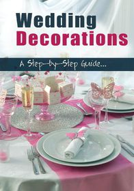 Wedding Decorations - A Step By Step Guide - (Import DVD)