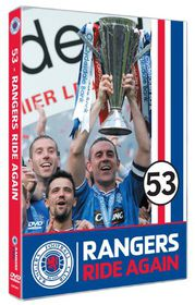 Rangers FC: Season Review 2009/2010 - (Import DVD)