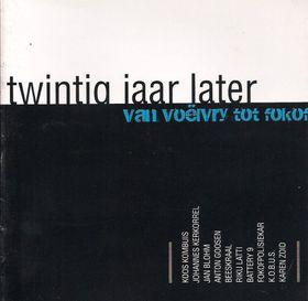 Twintig Jaar Later - Re-Release - Various Artists (CD)