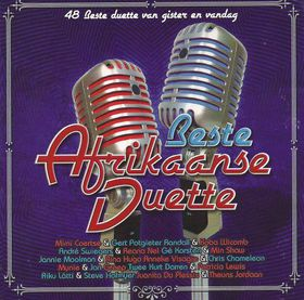 Beste Afrikaanse Duette - Various Artists (CD)