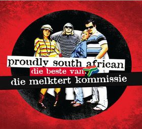 Die Melktert Kommissie - Proudly South African - The Best Of... (CD)