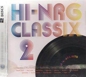 Hi-NRG Classix 2 - Various Artists (CD)