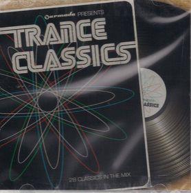 Trance Classics - Various Artists (CD)