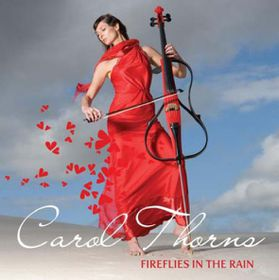 Carol Thorns - Fireflies In The Rain (CD)