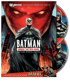 Batman:Under the Red Hood - (Region 1 Import DVD)