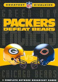 Nfl's Greatest Rivalries:Green Bay Vs - (Region 1 Import DVD)