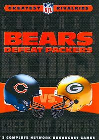 Nfl's Greatest Rivalries:Chicago Vs - (Region 1 Import DVD)