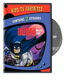 Batman:Animated Series Last Laugh - (Region 1 Import DVD)