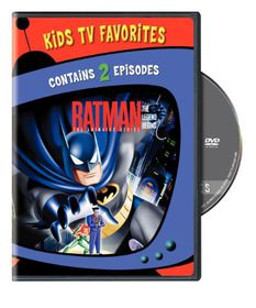 Batman:Animated Series Legend Begins - (Region 1 Import DVD)