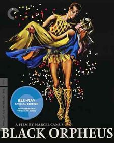 Black Orpheus - (Region A Import Blu-ray Disc)