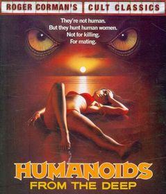 Humanoids from the Deep - (Region A Import Blu-ray Disc)