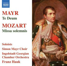 Mozart/mayr: Masses - Masses (CD)