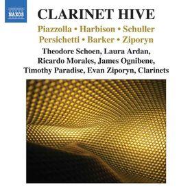 Clarinet Hive - Clarinet Hive (CD)
