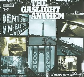 The Gaslight Anthem - American Slang (CD)