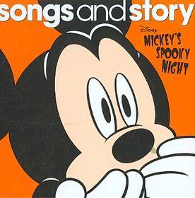 Mickey's Spooky Night - (Import CD)