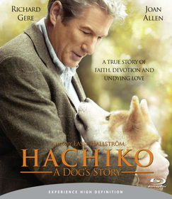 Hachiko: A Dog's Story (Blu-ray)